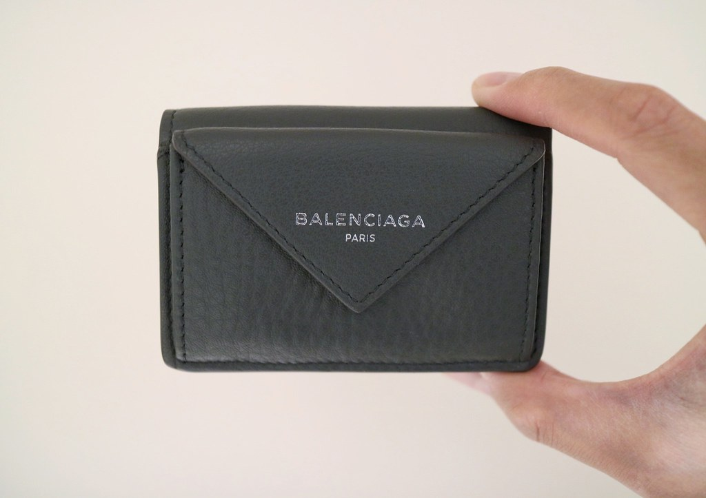 paper mini wallet