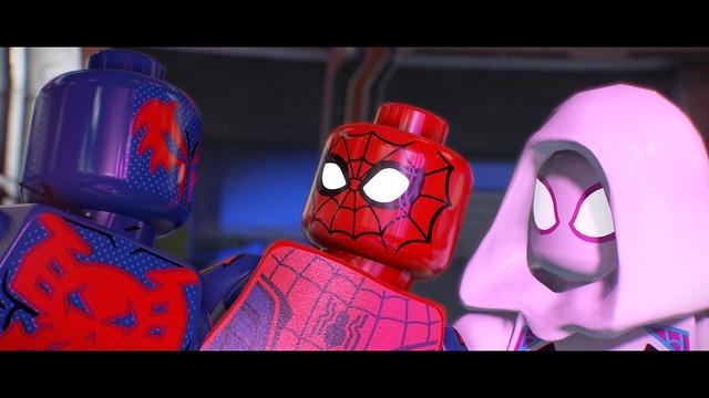 Lego Marvel Super Heroes 2 - Spider Gwen