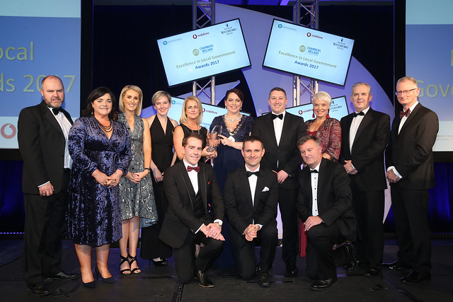 Local Authority of the Year - Monaghan County Council