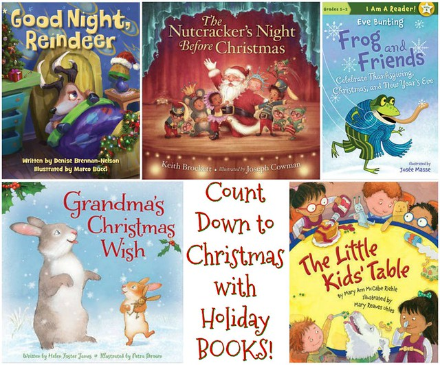 Count Down to Christmas with Holiday Books from Sleeping Bear Press on The SIMPLE Moms