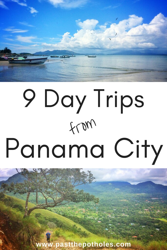Day trips from Panama City