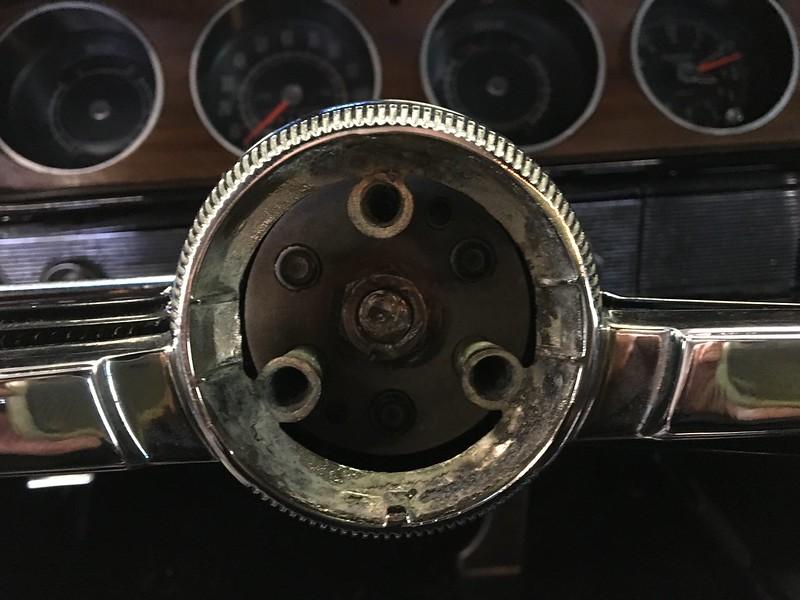 Horn switch mystery - Pontiac GTO Forum
