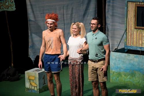 """Predstava ''Grga Čvarak"""" oduševila mališane @ Opatija"""