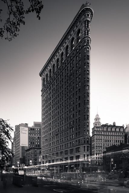 Flatiron Building, New York 2017