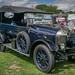 Classic Car Show - Tatton Park, Knutsford. Cheshire 2017