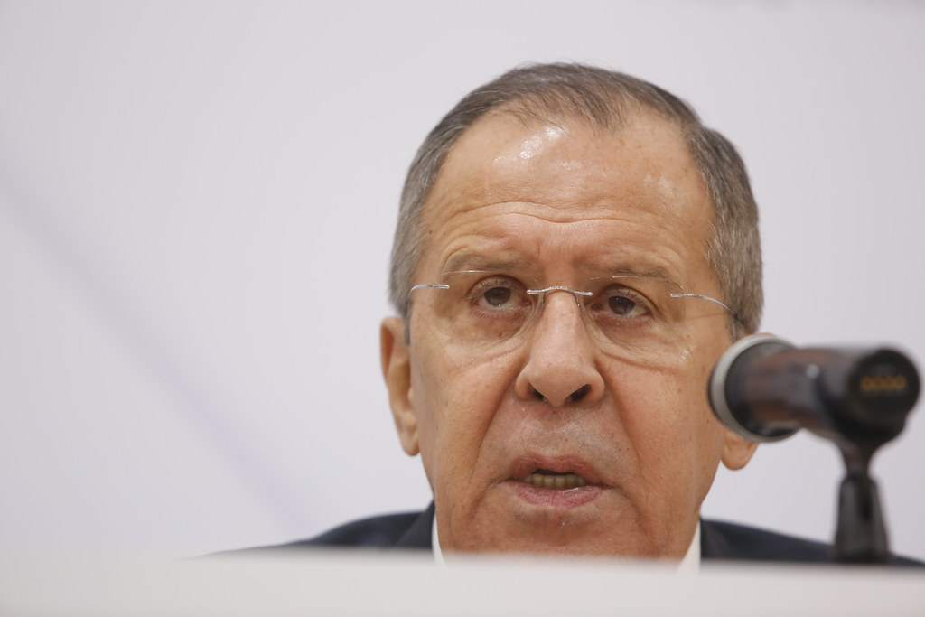 Press conference by the Russian Federation