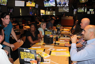 GKYP November Social - Buffalo Wild Wings