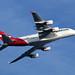 VH-OQF Airbus A.380-842, Qantas, Englefield Green, Surrey