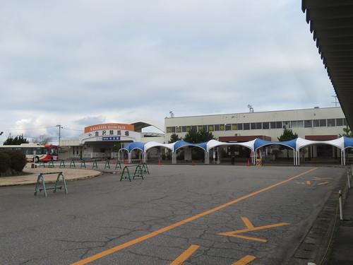 金沢競馬場の入口