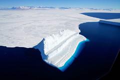 Iceberg in McMurdo Sound