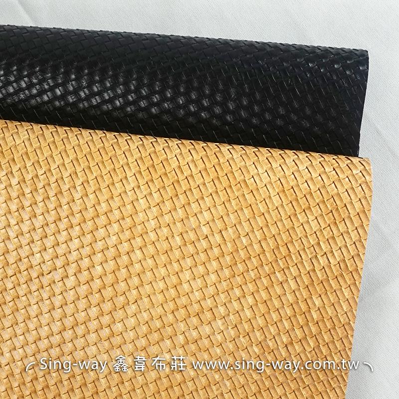 迷戀編織 合成皮革 手工藝DIy 裝飾服裝布料 居家佈置 HB1690003