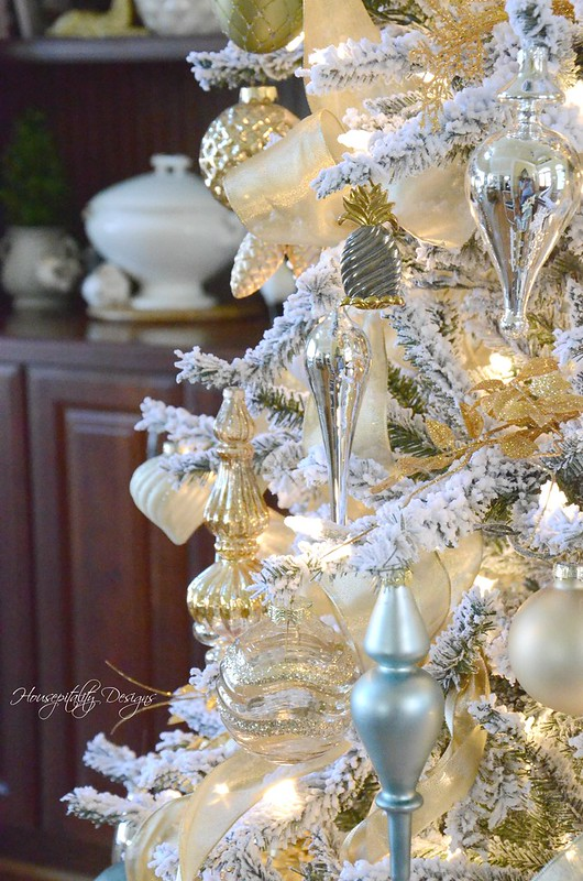 Flocked Tree-Housepitality Designs-9