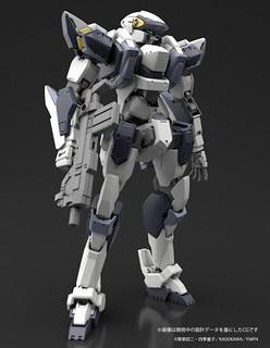 萬代《驚爆危機IV》「ARX-7 強弩兵(アーバレスト)Ver.IV」1/60比例組裝模型 新情報公開!