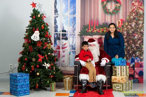 Santa at Teecs-107