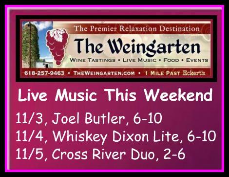 The Weingarten 11-3-17