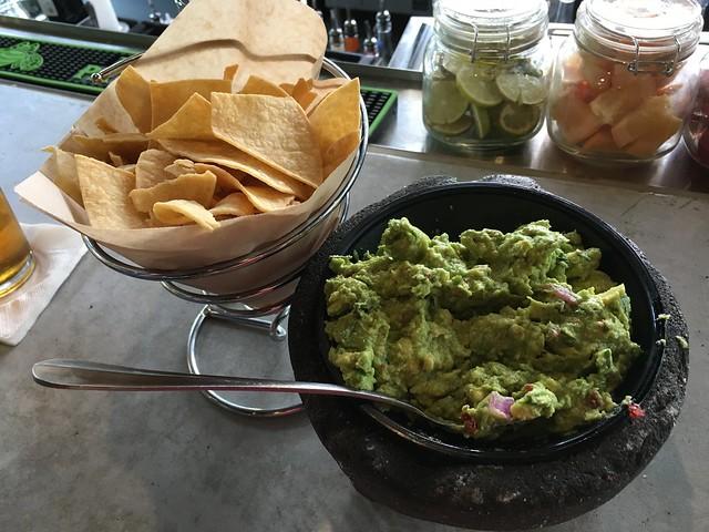 Guacamole - Babalu Tapas & Tacos