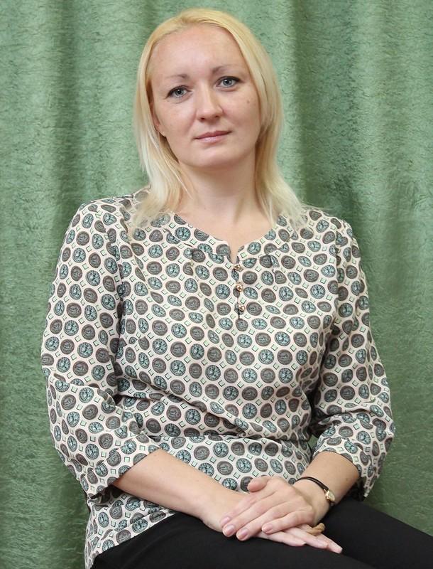 Оксана Сергеевна Кряжевских