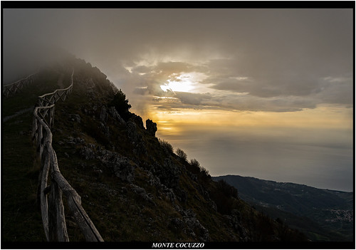 sunset tramonto cielo montagna landscape wilderness outdoor discoveringcalabria paesaggio