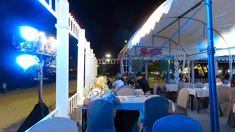 Pattaya Beach Road Seafood Festival