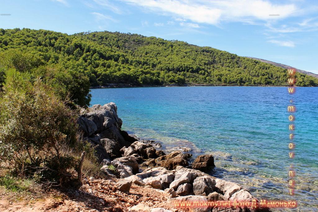 Хвар — остров в Адриатическом море, в южной части Хорватии фоторепортажи