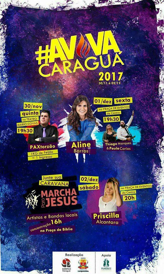 AVIVA CARAGUATATUBA 2017