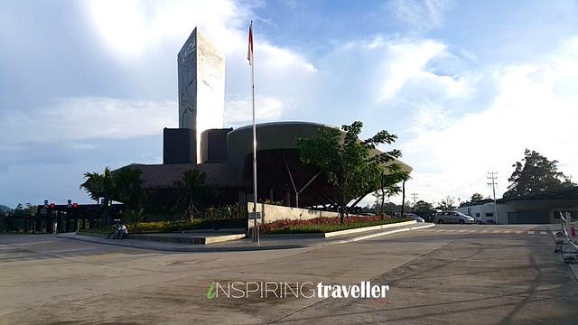 Pos Lintas Batas Negara (PLBN) Aruk, Kalimantan Barat