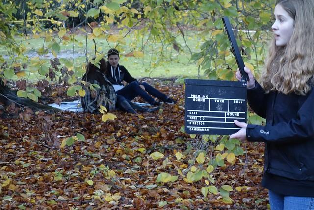 Grün & Digital - Mach Grün! Camp Herbst 2017