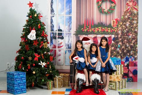 Santa at Teecs-73