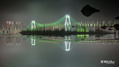 Rainbow Bridge Mirror