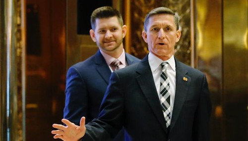 Flynn worries about son in special counsel probe