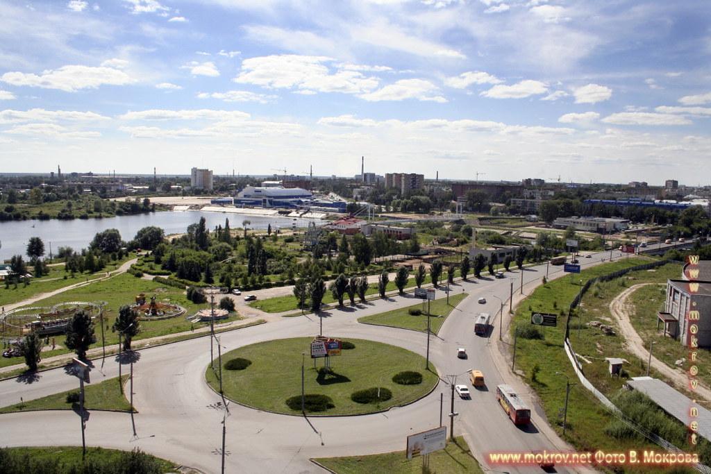 Город Йошкар-Ола. Ленинский проспект