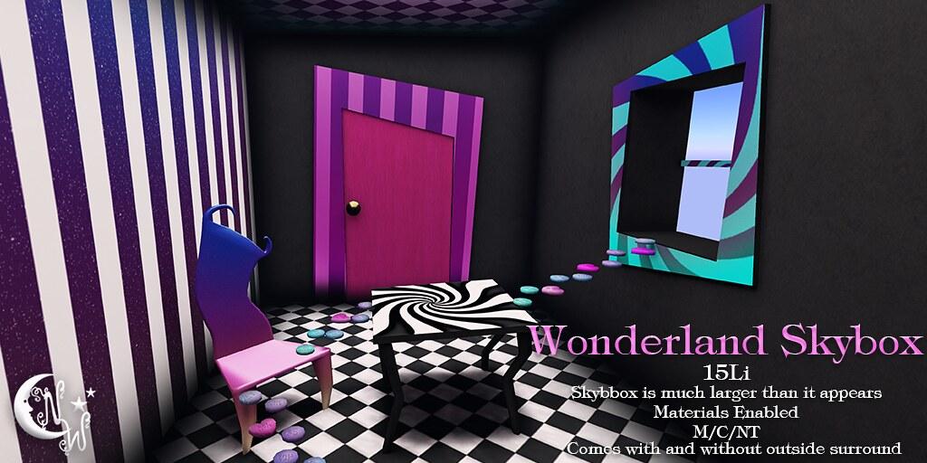 *NW* Wonderland Skybox - TeleportHub.com Live!