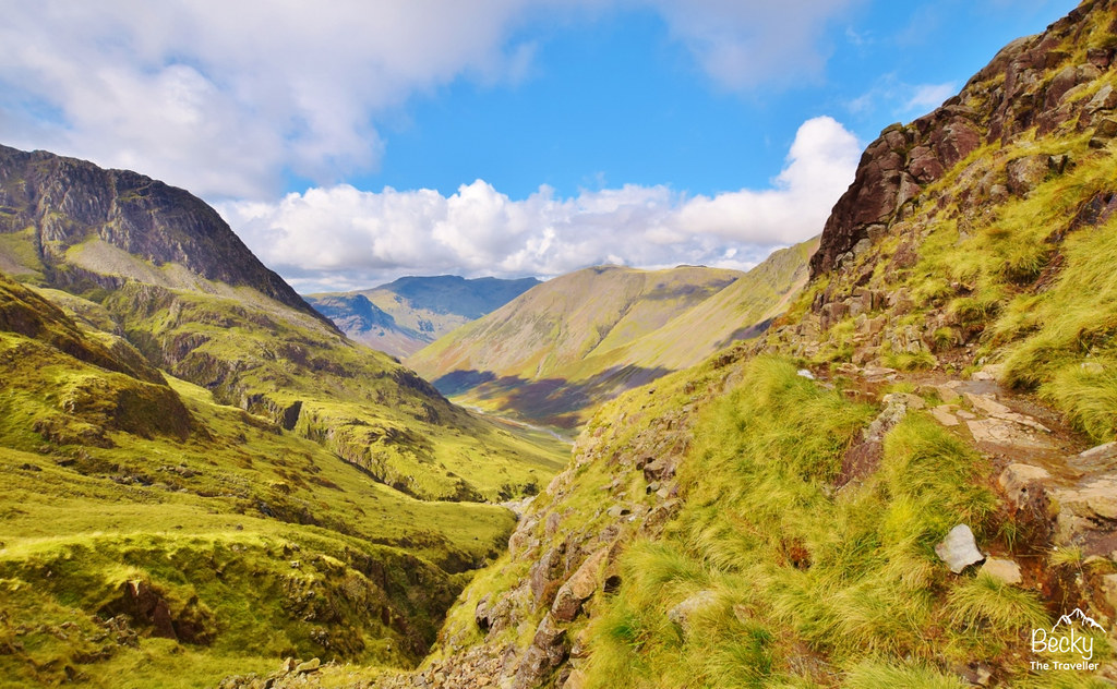 Scafell Pike, Lake District National Park, UK