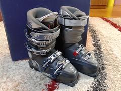 Prodám sjezdové boty Tecnica Attiva EXP ComfortFit - titulní fotka