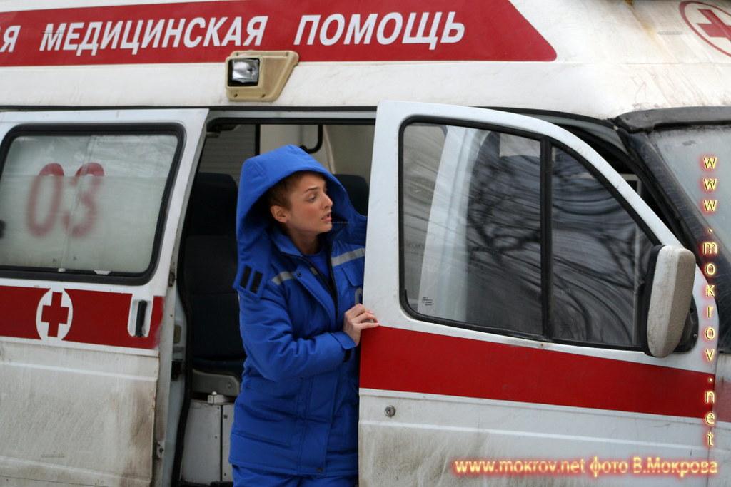 Актриса Подчуфалова Алла. В телесериале «Страна 03».