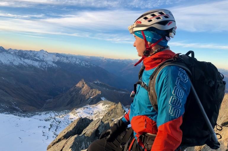 Z čeho je nejlepší bunda na skialp?