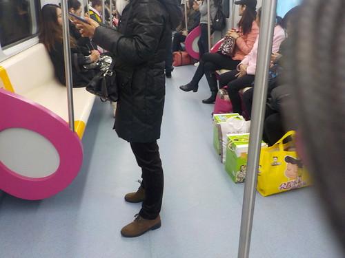 地下鉄で空港にいける