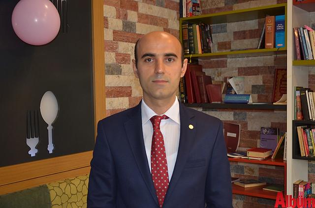 Antalya Eczacı Odası Alanya Temsilcisi Okan Ahmet Yılmaz