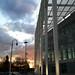 Network Rail sunset