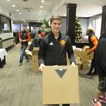 Kyle Hutton and box (Dec 6, 2017