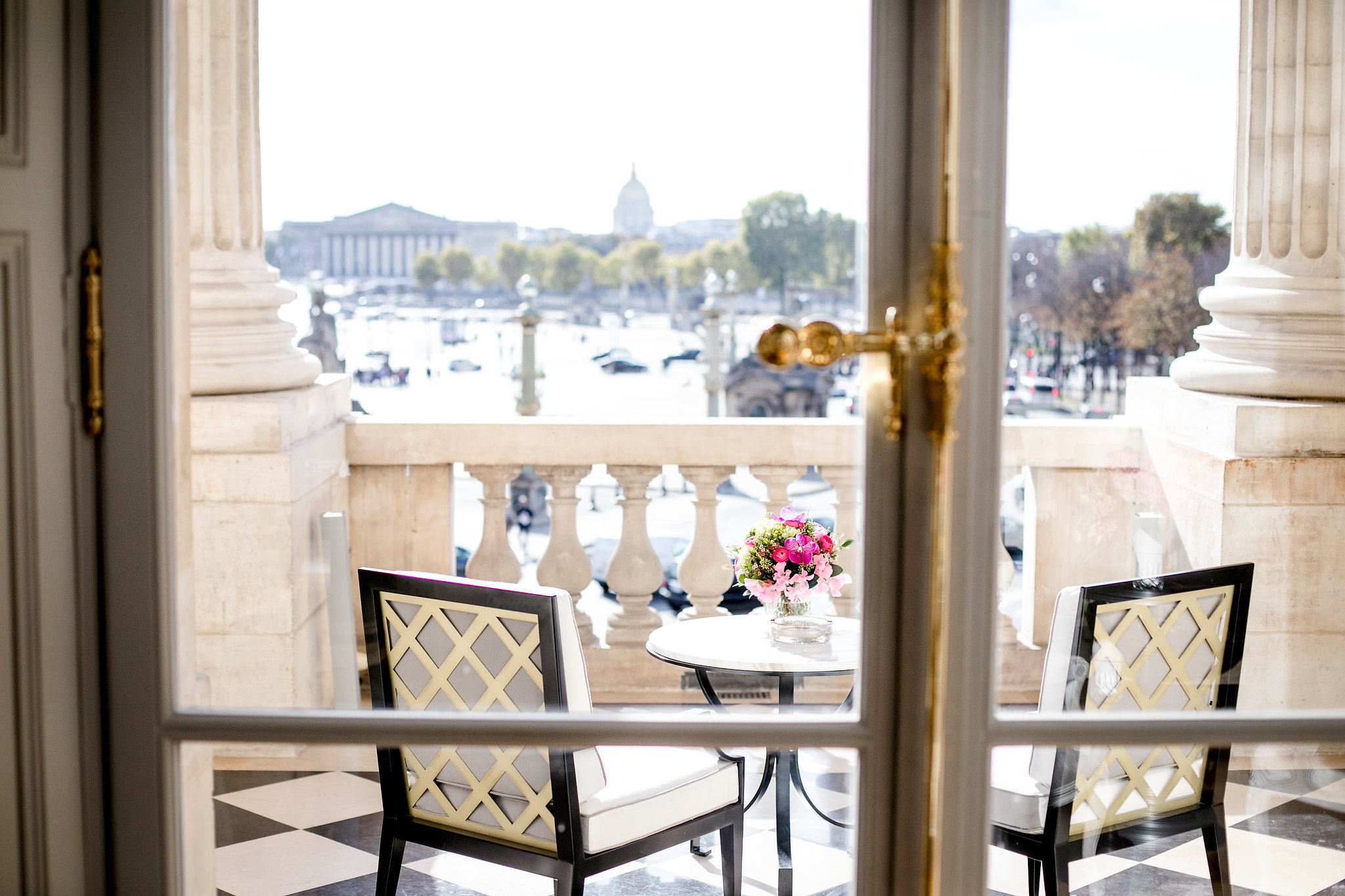 Baby Shower at Hotel de Crillon