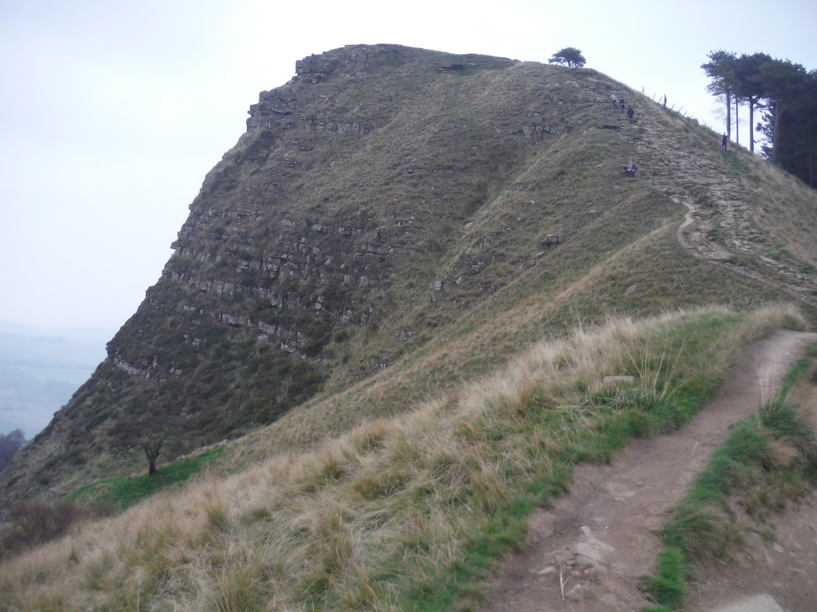 Back Tor SWC Walk 302 - Bamford to Edale (via Win Hill and Great Ridge)