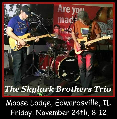 The Skylark Brothers Trio 11-24-17