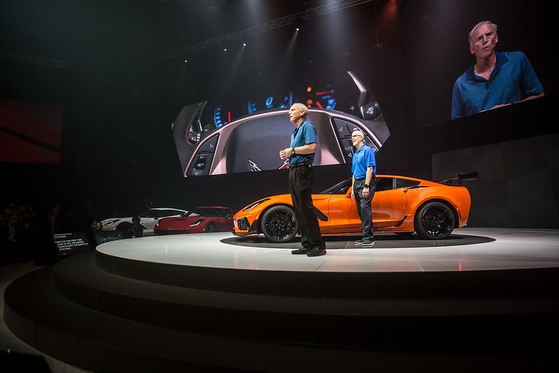 Corvette ZR 1 World Premier CarbonOctane