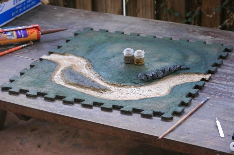 Plateau de jeu à partir de tapis de sol puzzle - Page 2 37656365574_b71d5917d8_c