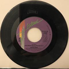 GRACE JONES:NIPPLE TO THE BOTTLE(RECORD SIDE-B)