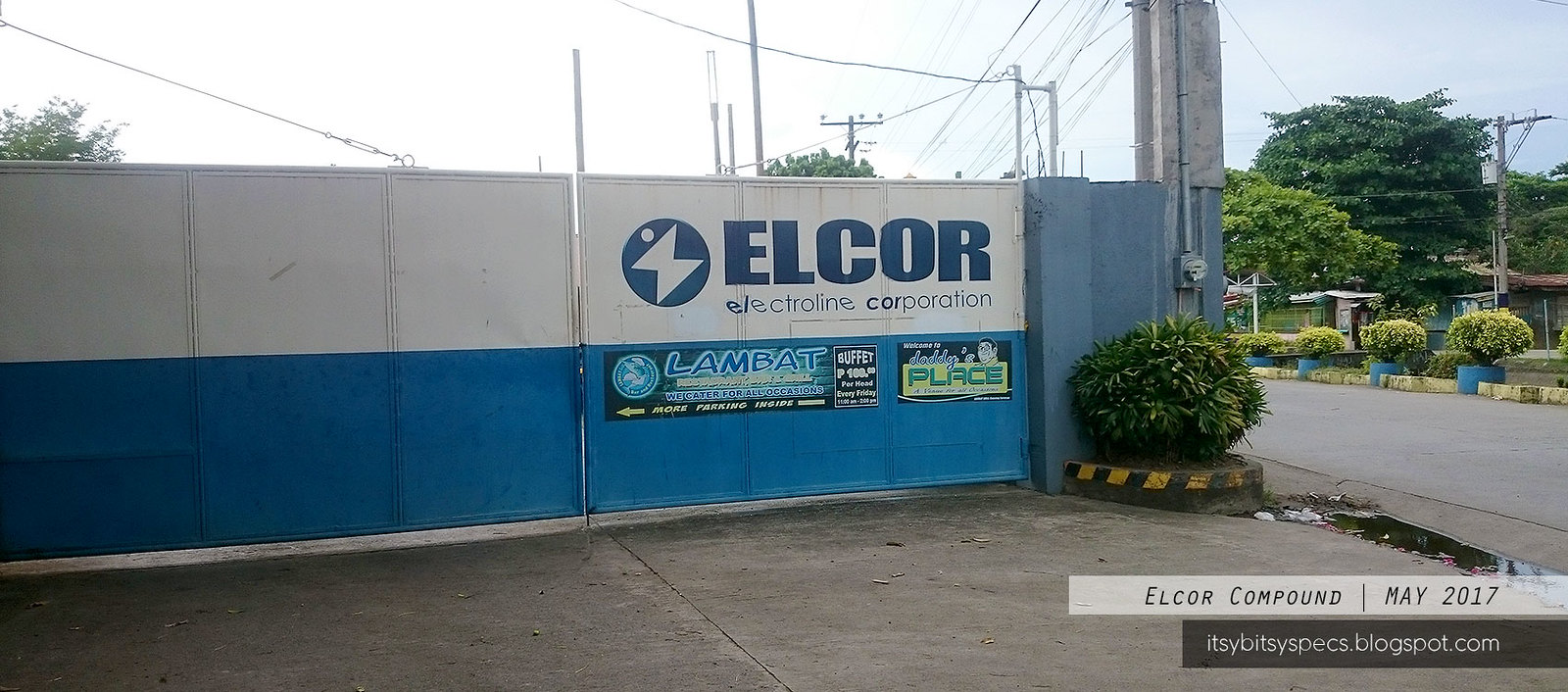 Elcor Compound