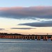 Abend in Dundee, Tay Bridge