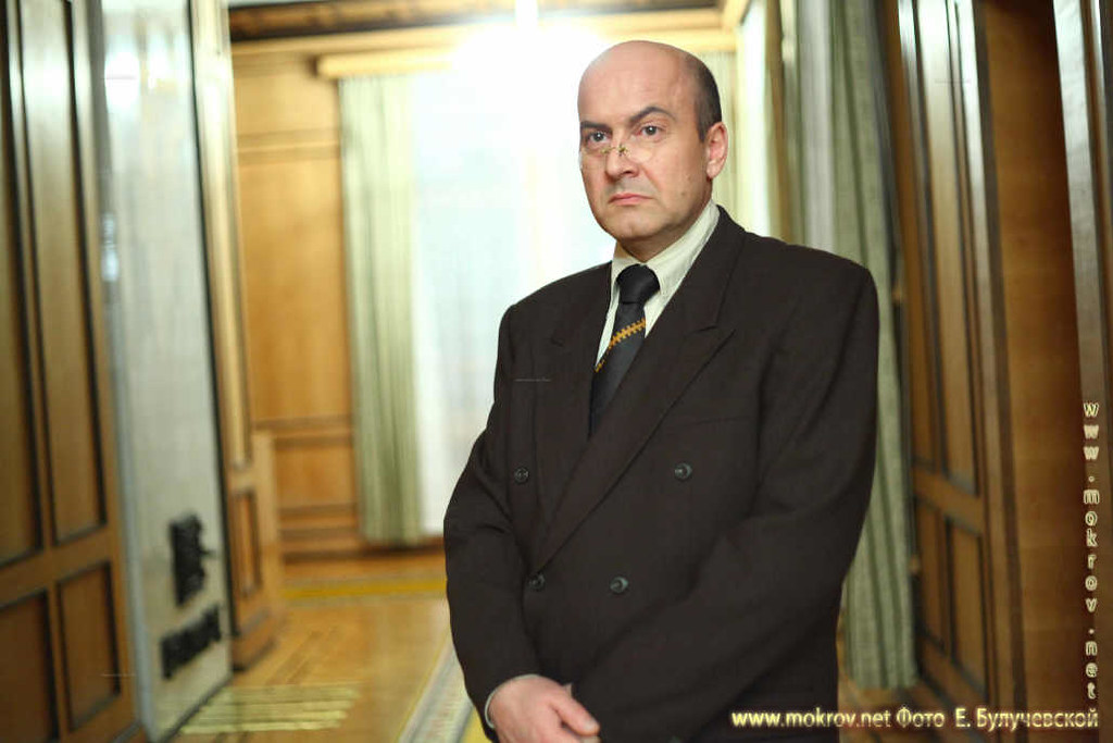 Берия – Вячеслав Гришечкин.