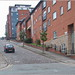 Jutland Street Manchester 1 in 6 gradient